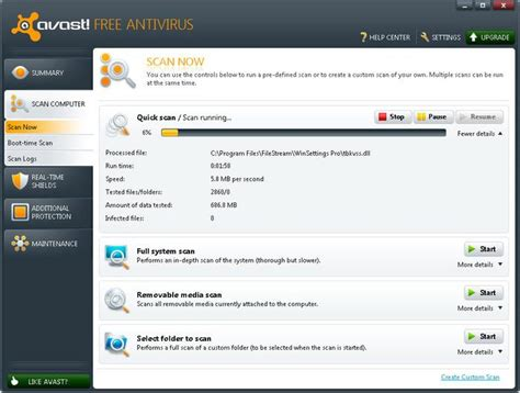 download antivirus full version free gratis latest avast antivirus free download