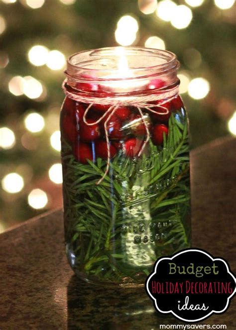do u love these mason jar candle holders centerpiece for