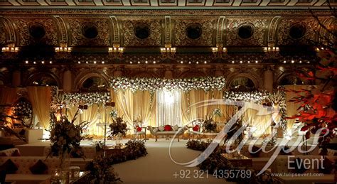 Best Wedding Stage Decoration Designer in Lahore Pakistan