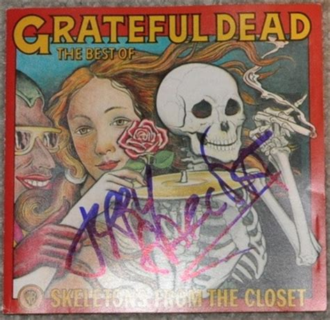 Grateful Dead Best Of Skeletons From The Closet by Grateful Dead Album Skeletons In The Closet