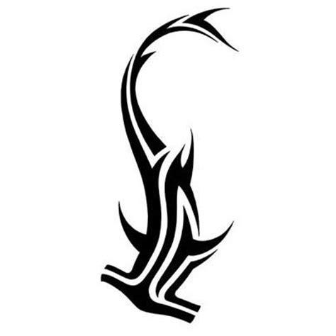 tribal shark tattoo designs tribal shark