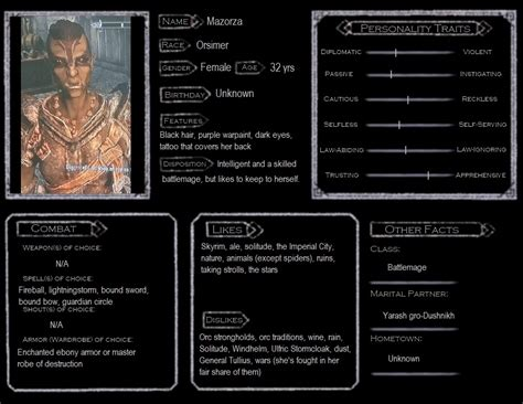 skyrim character templates skyrim character template mazorza by marquite on deviantart