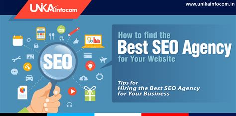 Seo Agency by How To Find The Best Seo Agency For Your Website Best Seo
