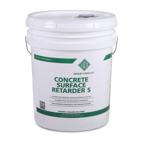 Seika Retarder euclid concrete surface retarder formula s coastal construction products