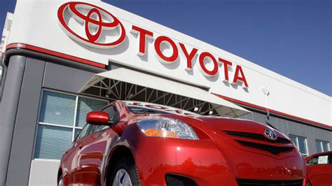 Toyota Mtr Toyota Agrees To 1 Billion Settlement In Acceleration