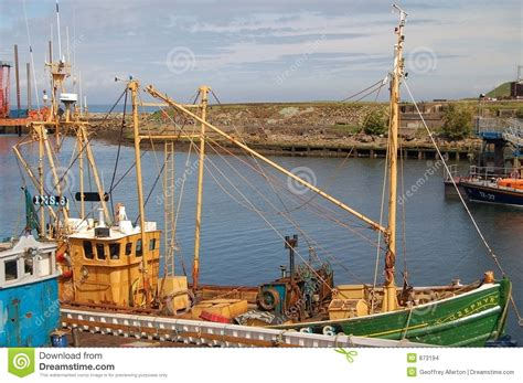sea fishing boats for sale in scotland trawler fishing boat at girvan scotland stock images