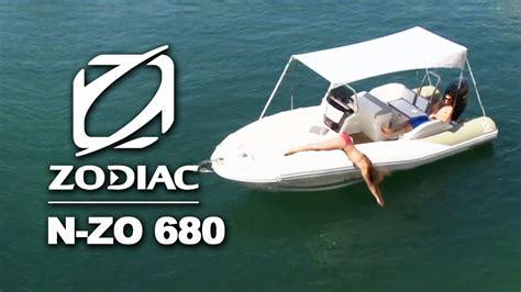 zodiac boat safety zodiac n zo 680 rigid inflatable boats rib doovi