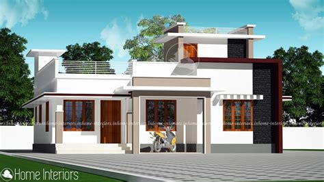 1500 sq ft modern style home design 1500 square feet single floor contemporary home design