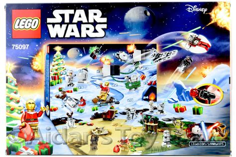 Diskon Lego 75097 Wars Advent Calendar lego wars advent calendar 75097 2015