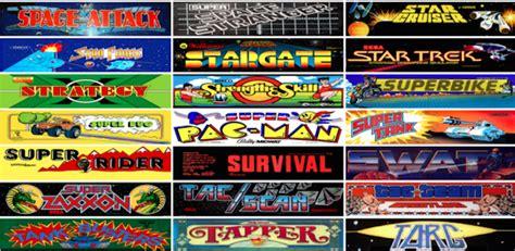 free arcade free arcade your