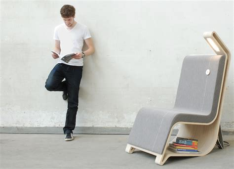Furniture Reading by Furniture Created With Book Nerds In Mind Co Design