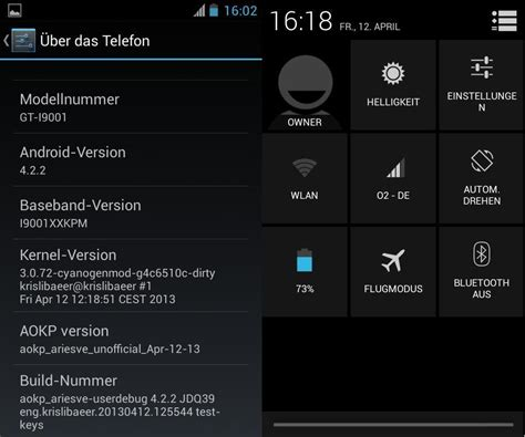 tutorial android jelly bean 4 2 android 4 2 2 jelly bean via aokp rom for galaxy s plus i9001