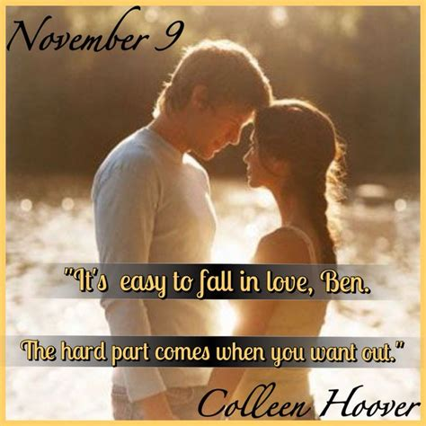 November 9 By Colleen Hoover 64 best images about books on fisher rome and holding