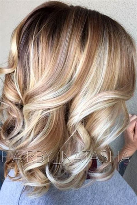 women high and low lights cost 51 blonde and brown hair color ideas for summer 2018