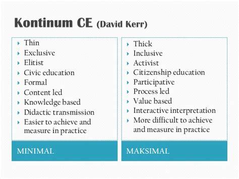 Pkn Civic Education pendekatan dan metode pengembangan pkn