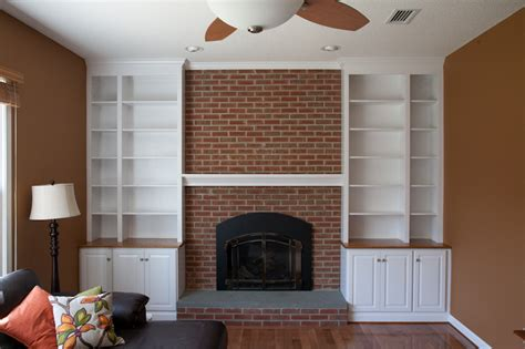 Bookcase Birch Built In Cabinet Amp Bookshelves Rocky Hill Ct