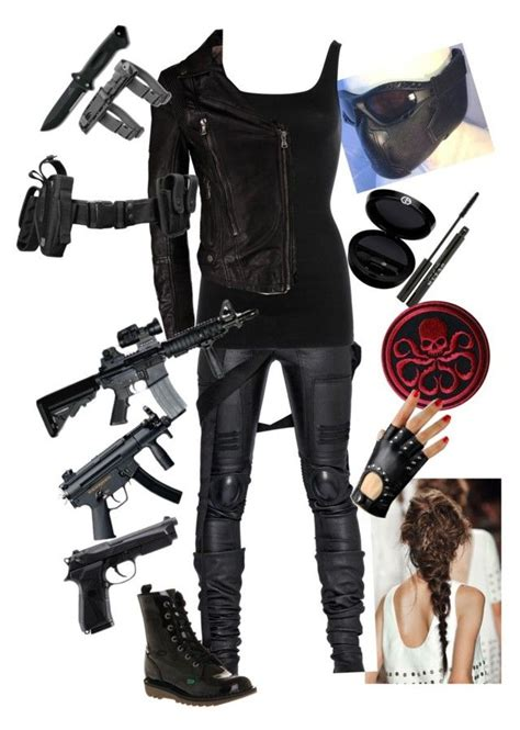 woman soldier costume quot female winter soldier quot by erulasse liked on polyvore