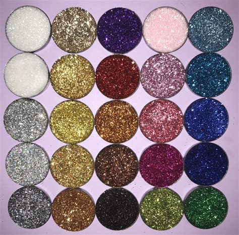 Glitter Eyeshadow 4 pack sale pressed glitter eyeshadow