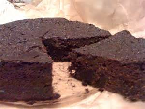 Nigella?s Chocolate Christmas Cake   The Fuzzy Times