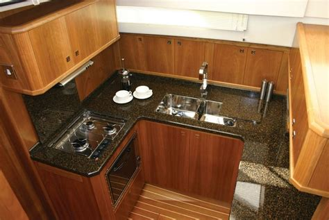 yacht galley layout boat galley design tiny house ideas pinterest surf