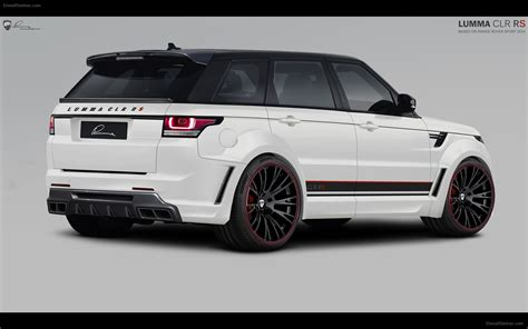 land rover lumma lumma design range rover sport 2014 widescreen exotic car