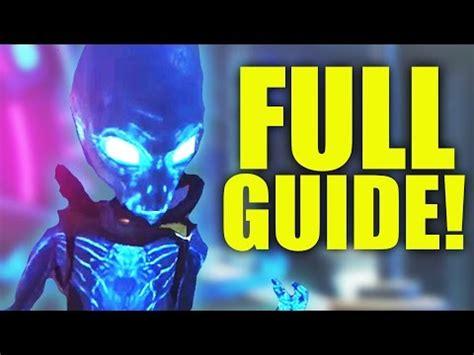 """""""zombies in spaceland"""" easter egg guide! – full easter egg"""