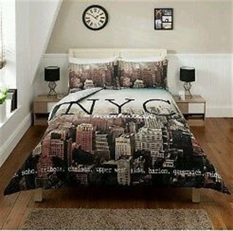 catherine lansfield city scape travel themed bedroom pinterest the world s catalog of ideas