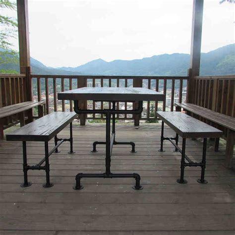 Kursi Makan Besi 1 kursi besi vintage untuk rumah makan model kursi rotan
