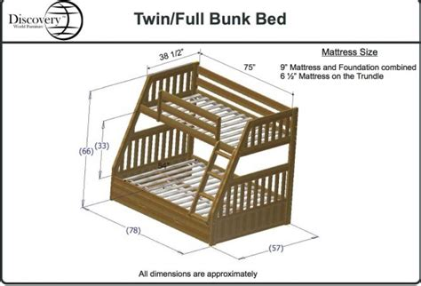 bunk beds store discovery world furniture white mission