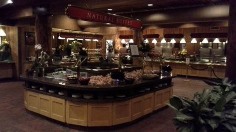 snow park restaurant s natural buffet at deer valley