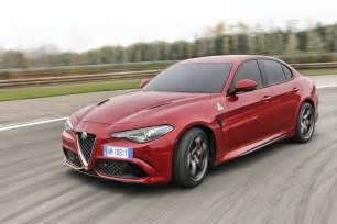 Alfa Romeo Guila 2016 Alfa Romeo Giulia Quadrifoglio Review Caradvice