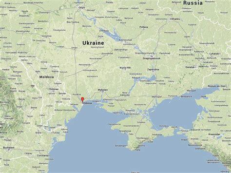 russia odessa map ukraine conflict creeps into crucial city of odessa nbc news