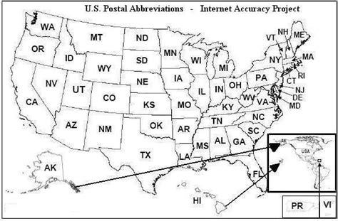 Nebraska Abbreviation 4 Letters by U S Postage Rates And Postal Service State Abbreviations