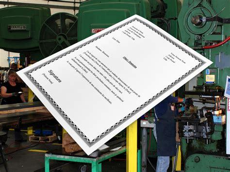 Modèle Lettre De Démission Négative Lettre De D 233 Mission Quelle Date Application Letter
