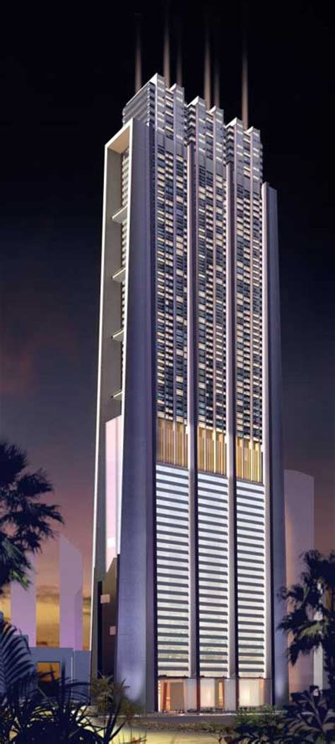 Indahx Dunia dubai office buildings offices uae e architect