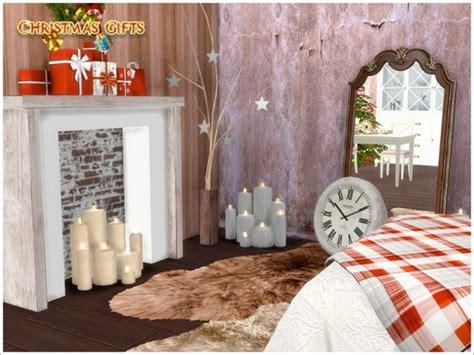 sims resource christmas bedroom  severinka sims  downloads