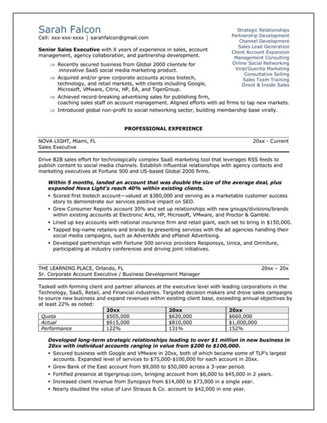 looking resume format professional resume sles professional business resume