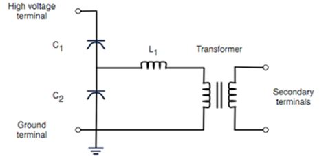 capacitor voltage transformer how it works what is a coupling transformer quora