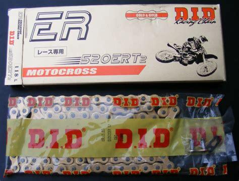 Ccm Motorrad Händler Deutschland by Motocross Catena Da Gara Ha Fatto 520 Ert2 Did520ert2 118
