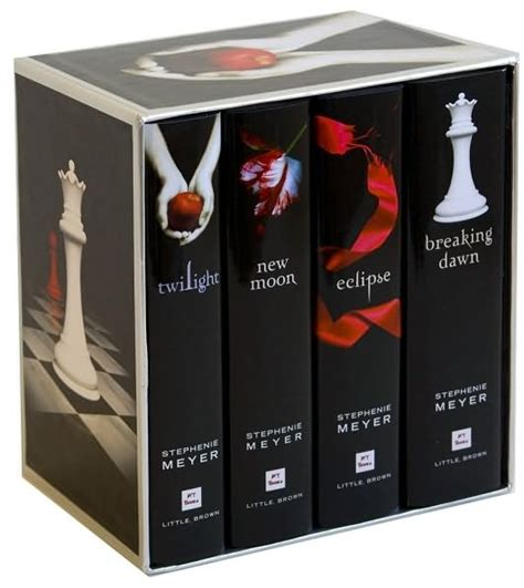 Box Seri Selamathardcover The Twilight Saga Collection Trade Paperback My Mall 24 7