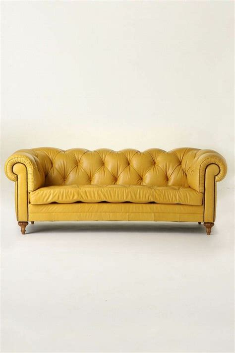 yellow leather sofa and loveseat 17 best ideas about yellow leather sofas on pinterest
