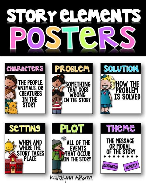 definition theme story elements 25 best ideas about story elements posters on pinterest