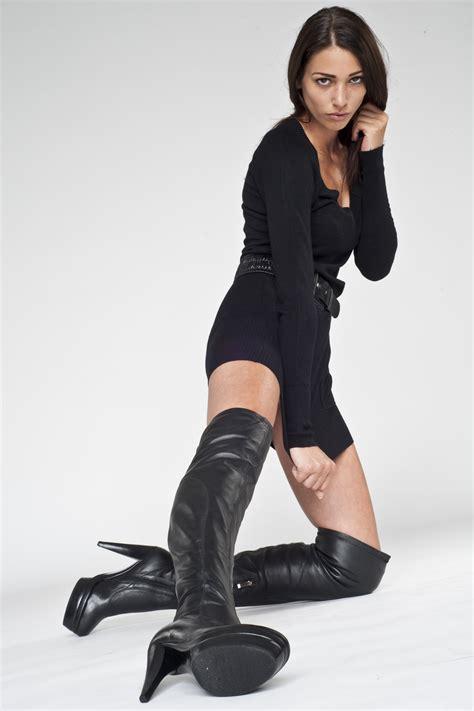 in high heel boots arollo overknee boots high heel stiletto roma