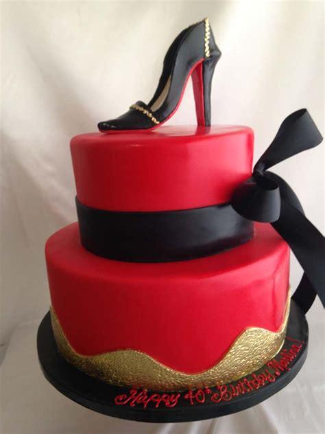 shoe cake birthday cakes a sweet design