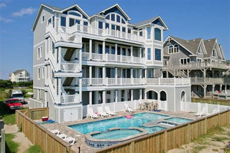 Hatteras Vacation Rentals House Forever Moore Ral Large Oceanfront House Rentals