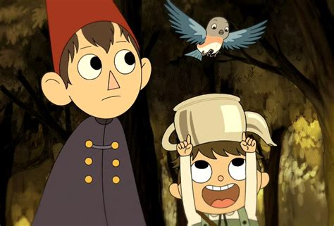 Over The Garden Wall Is The Best Thing That The Cartoon The Garden Wall Network