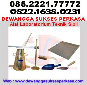 Jual Alat Test Formalin jual alat lab beton slump test set co 370 alat