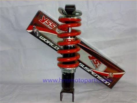 Quality Shock Yss Pro Z Series For Mio Beat Xeon Vario suku cadang motor racing shockbreaker yss