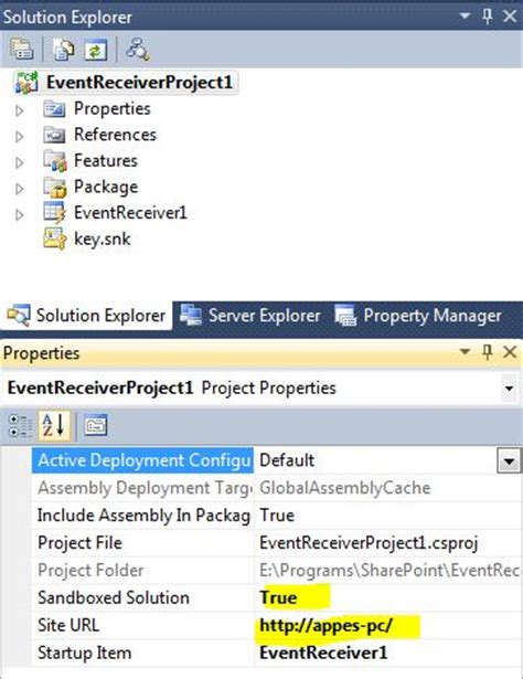 Office Xml Handler Windows 10 Sharepoint 2010 Lists And Event Handlers