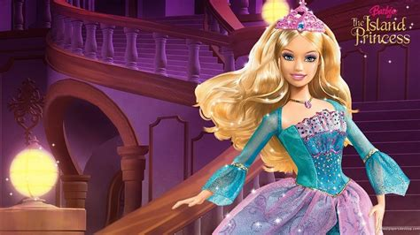 film barbie princess barbie as the island princess barbie movies wallpaper
